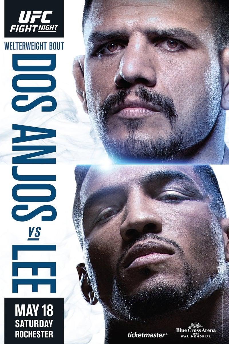 UFC Fight Night 152: Dos Anjos vs. Lee