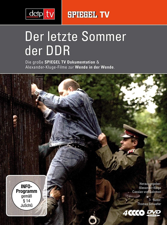 Der letzte Sommer der DDR