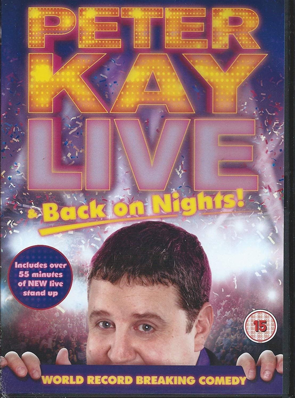 Peter Kay: Live & Back on Nights