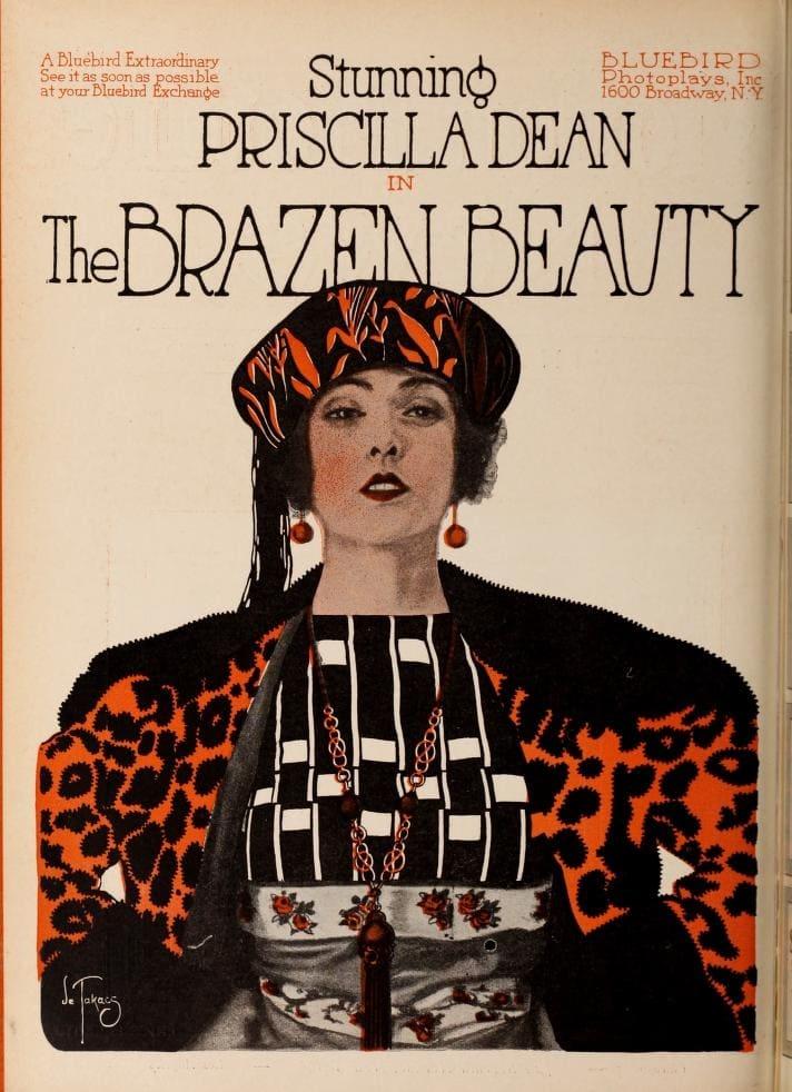 The Brazen Beauty