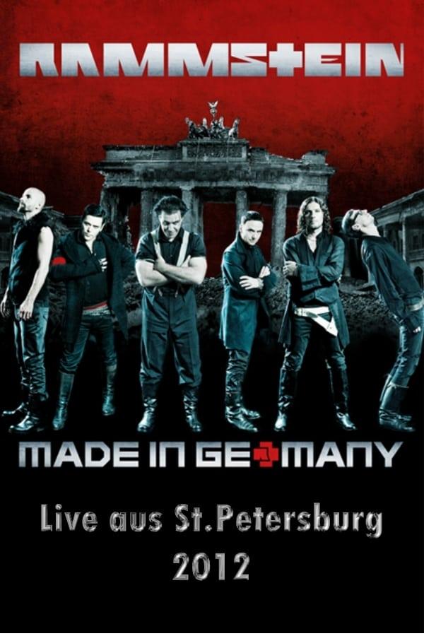 Rammstein: Live aus St.Petersburg