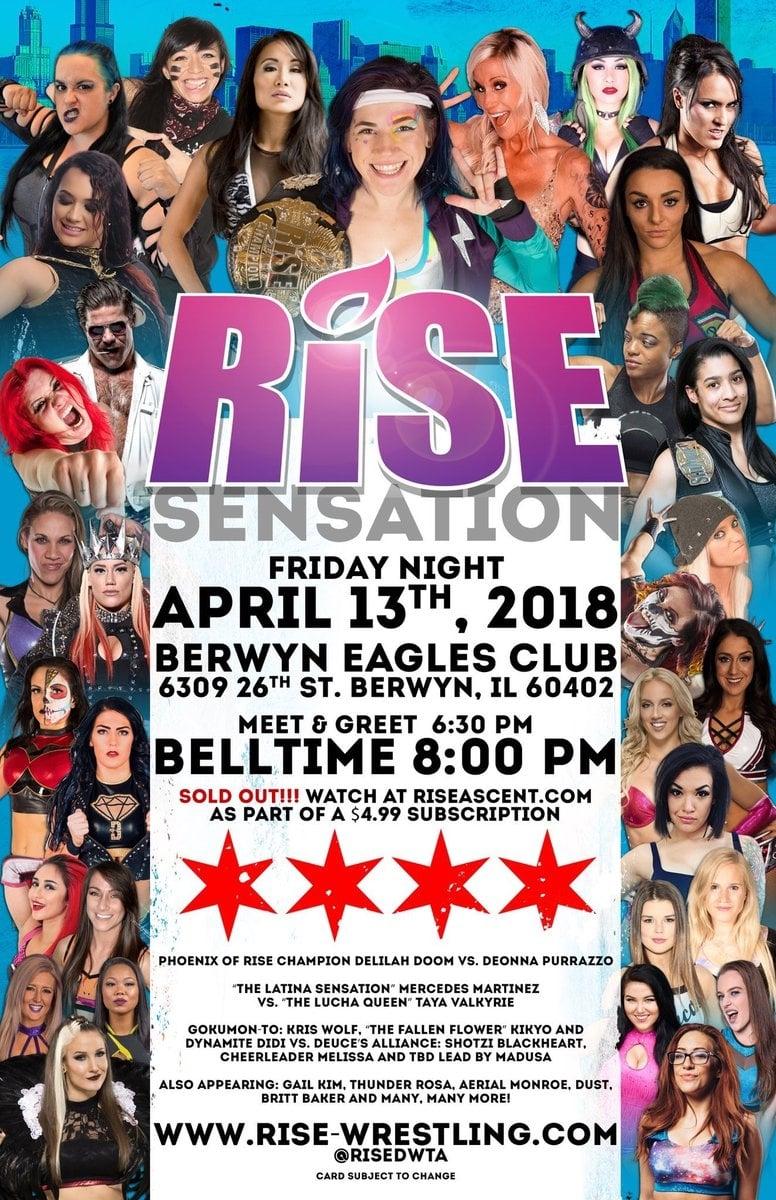 RISE 7: Sensation