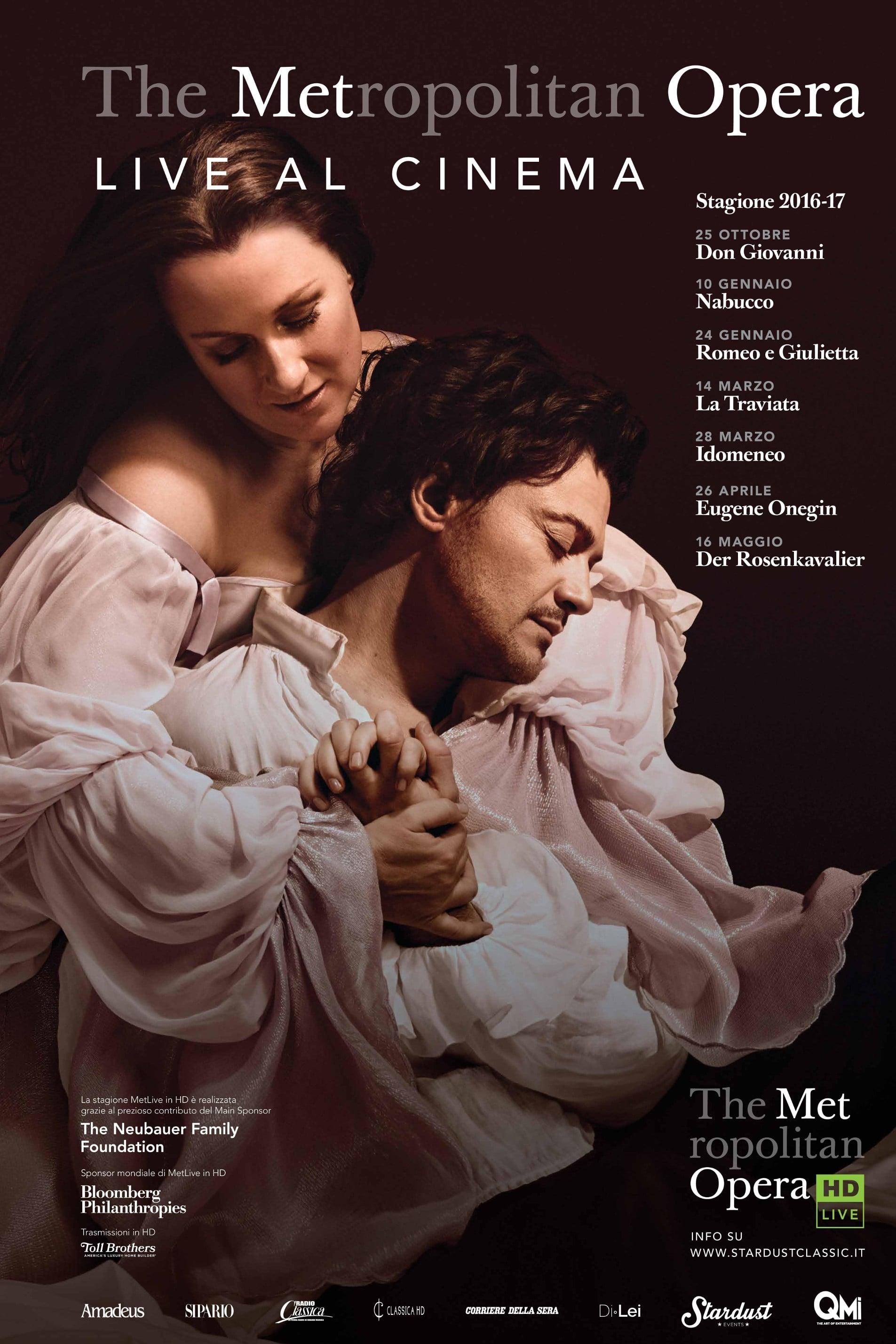Met Opera Live: Roméo et Juliette