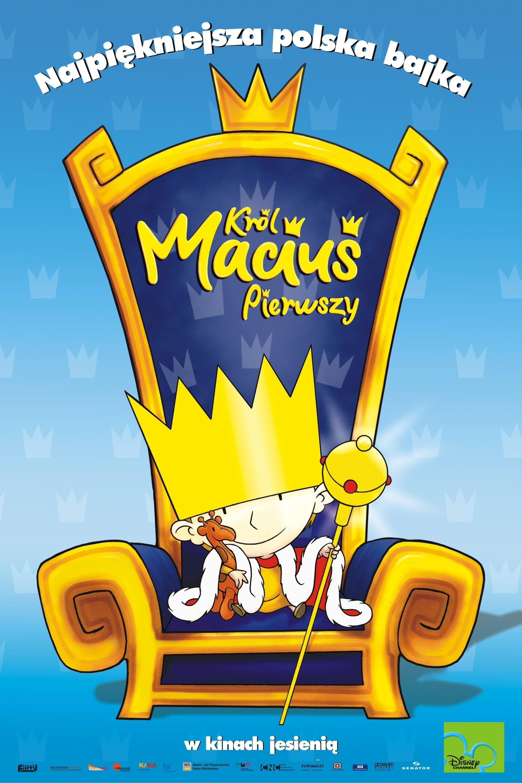 El pequeño rey Macius - La película
