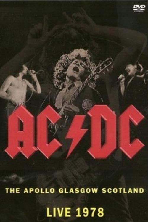 AC/DC: Live At The Apollo, Glasgow