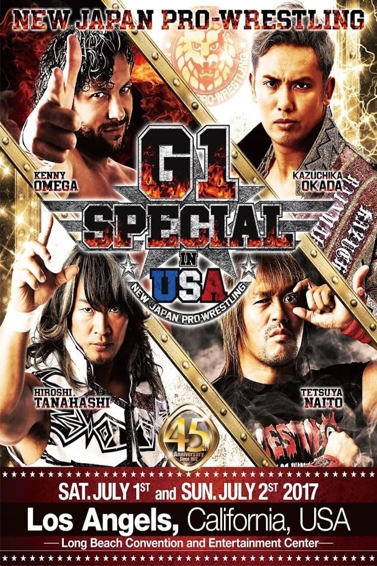 NJPW G1 Special in USA 2017 - Night 2