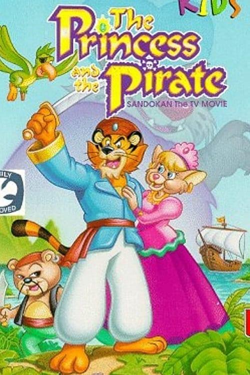 The Princess and the Pirate: Sandokan the TV Movie