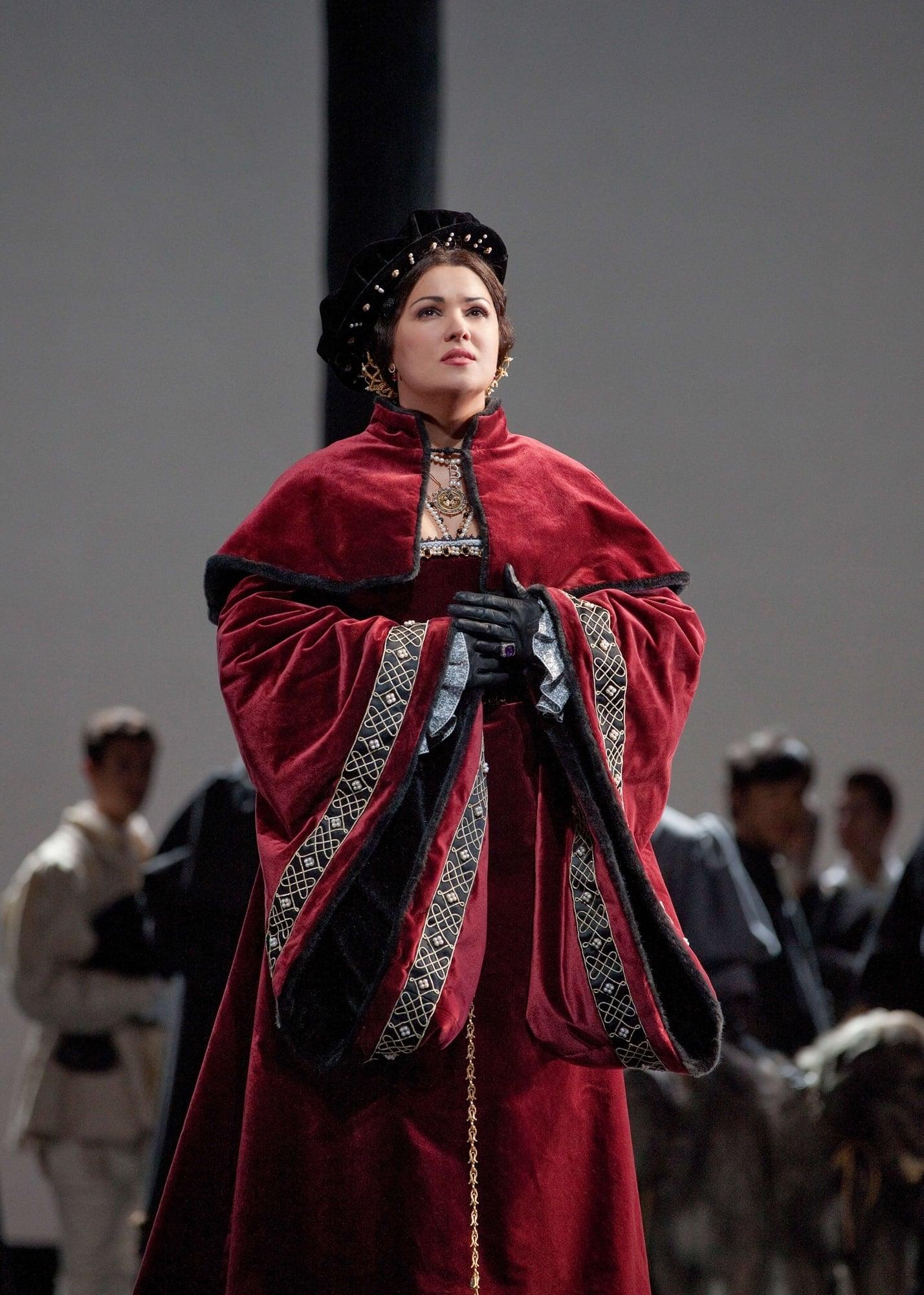 Met Opera — Donizetti: Anna Bolena