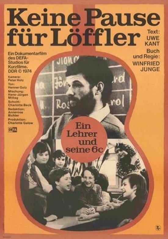 Keine Pause für Löffler - Ein Lehrer und seine 6c