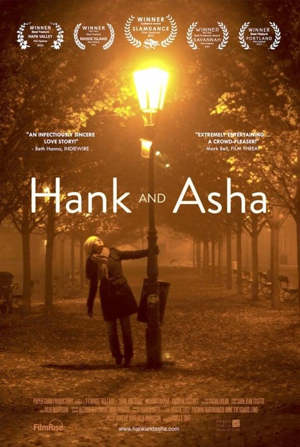 Hank e Asha