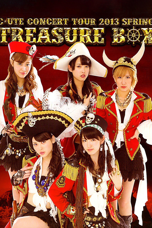 ℃-ute 2013 Spring ~Treasure Box~