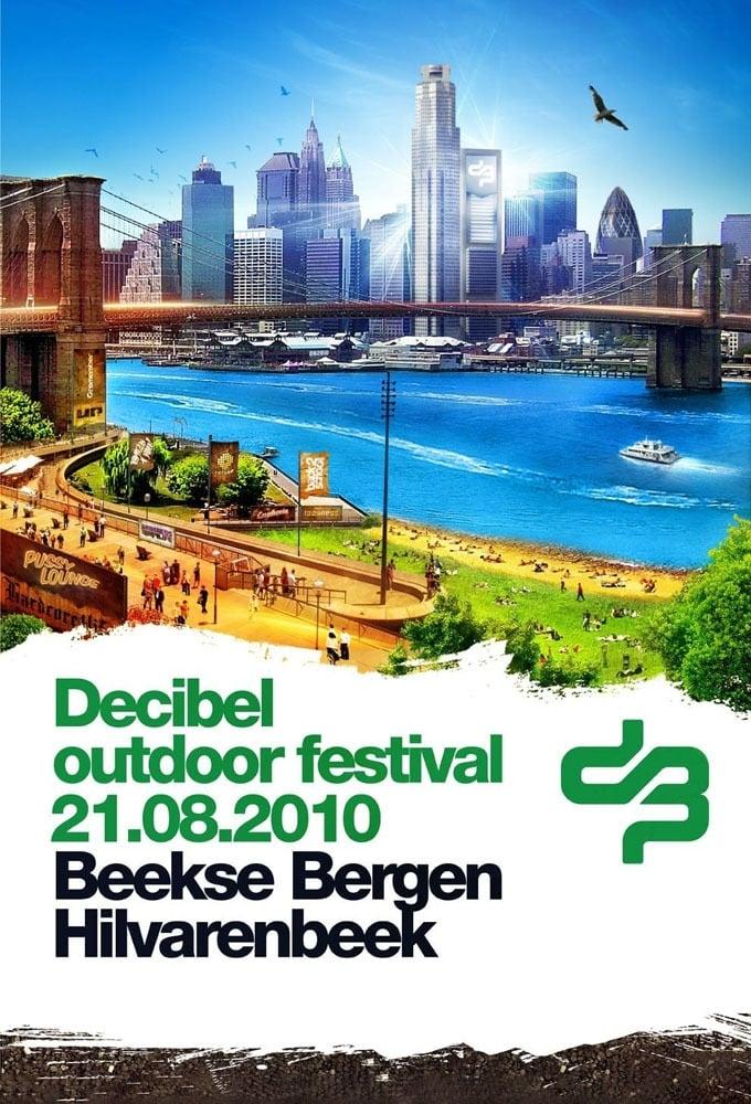 Decibel Outdoor Festival 2010