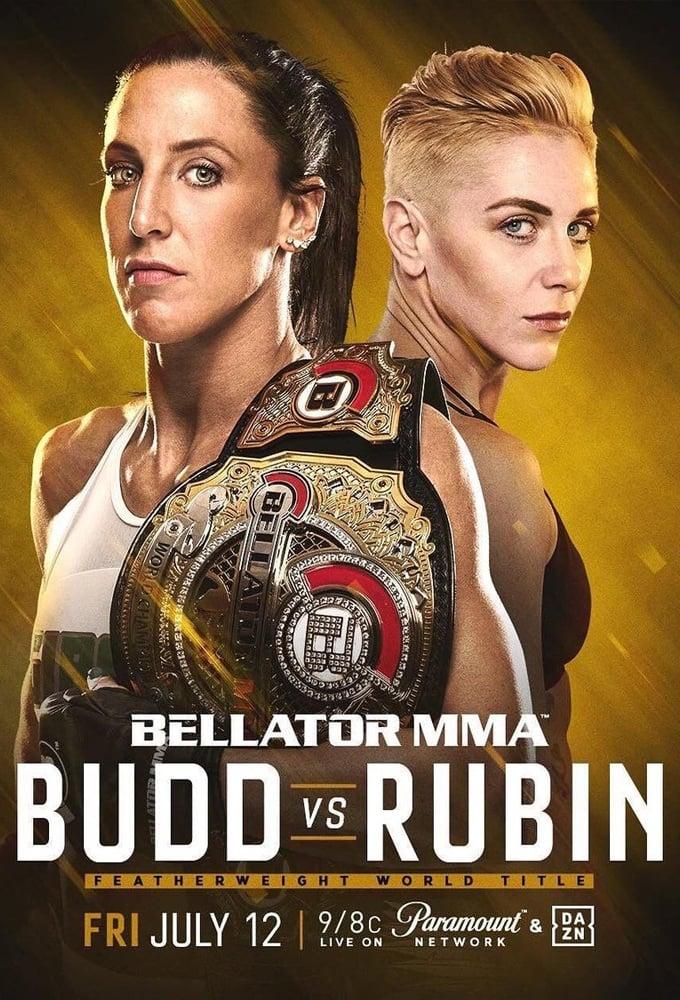 Bellator 224: Budd vs. Rubin