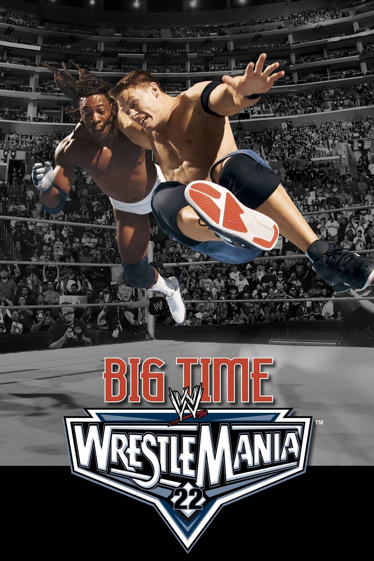 WWE WrestleMania 22