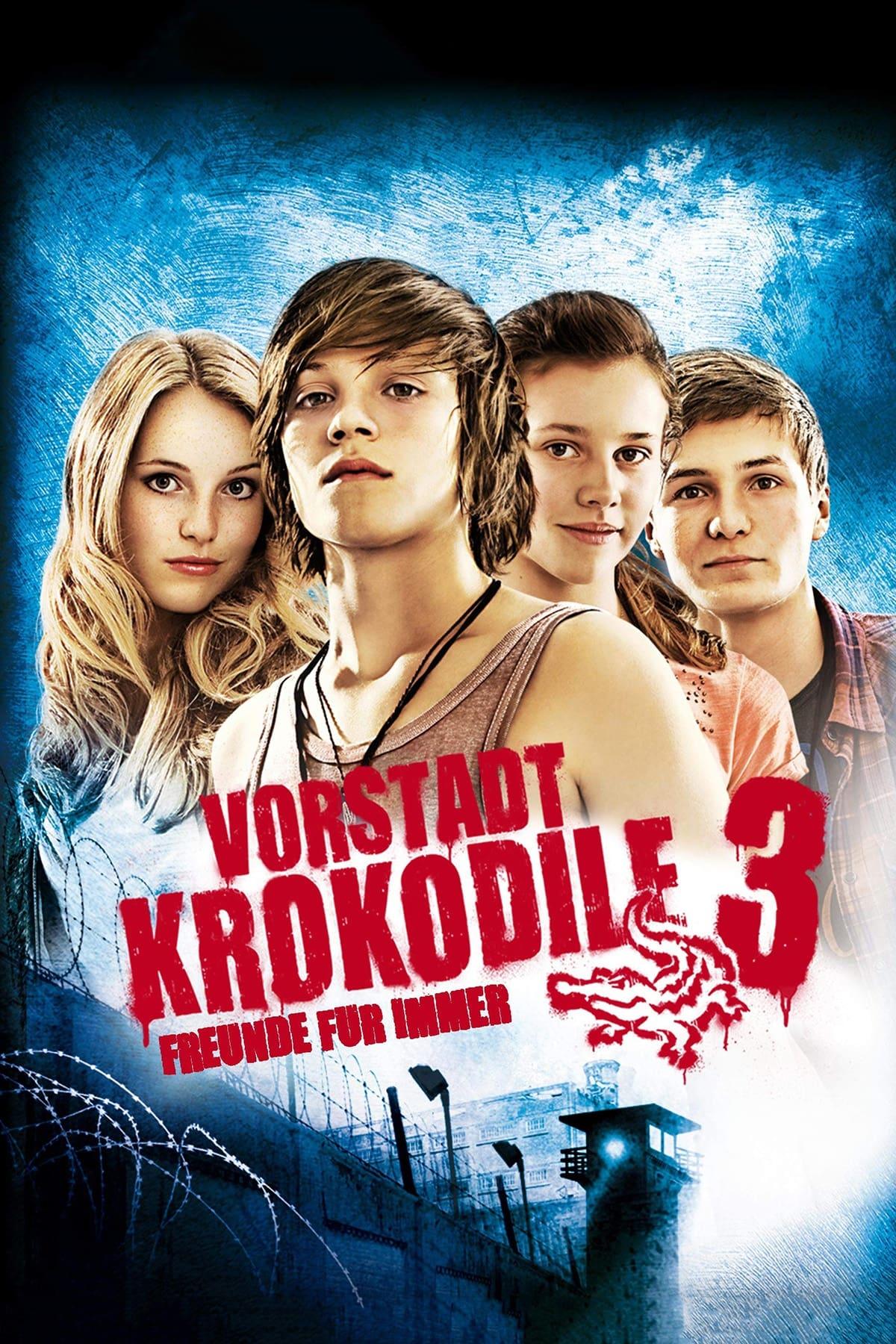 Los Cocodrilos 3. Todos para uno