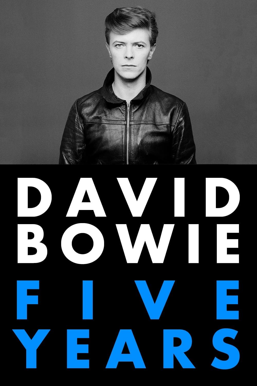 David Bowie: Cinco años
