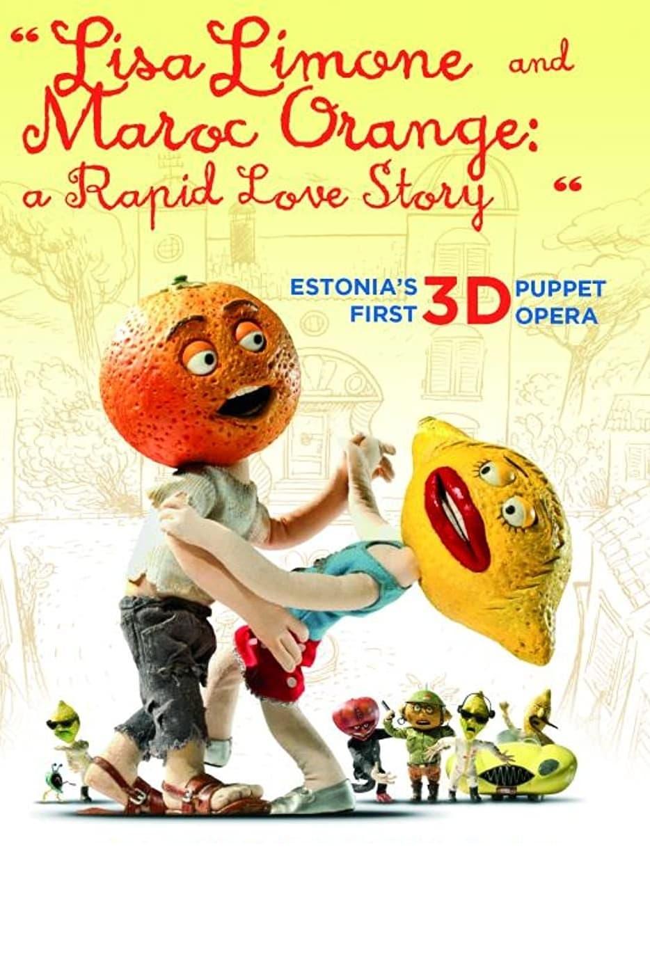 Lisa Limone and Maroc Orange, a Rapid Love Story