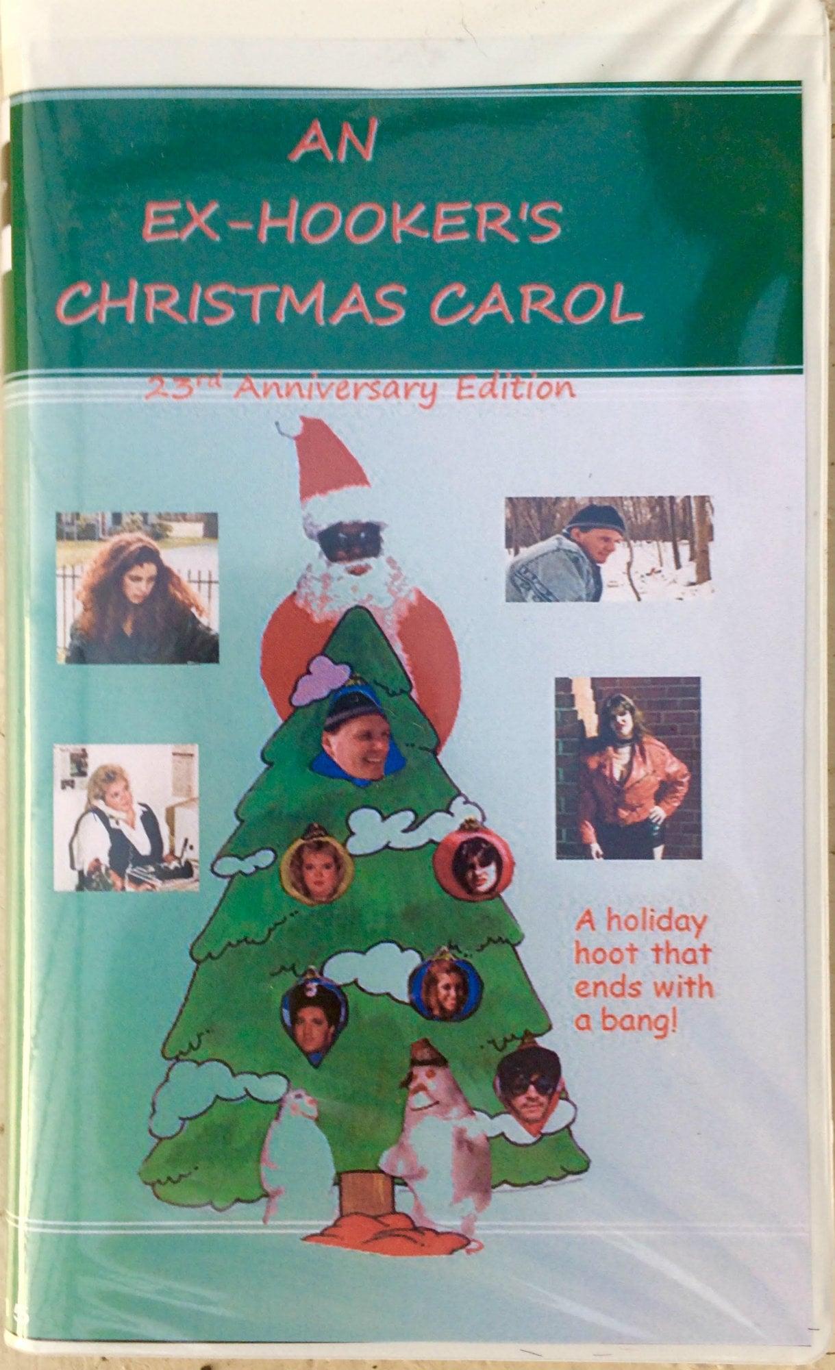 An Ex-Hooker's Christmas Carol