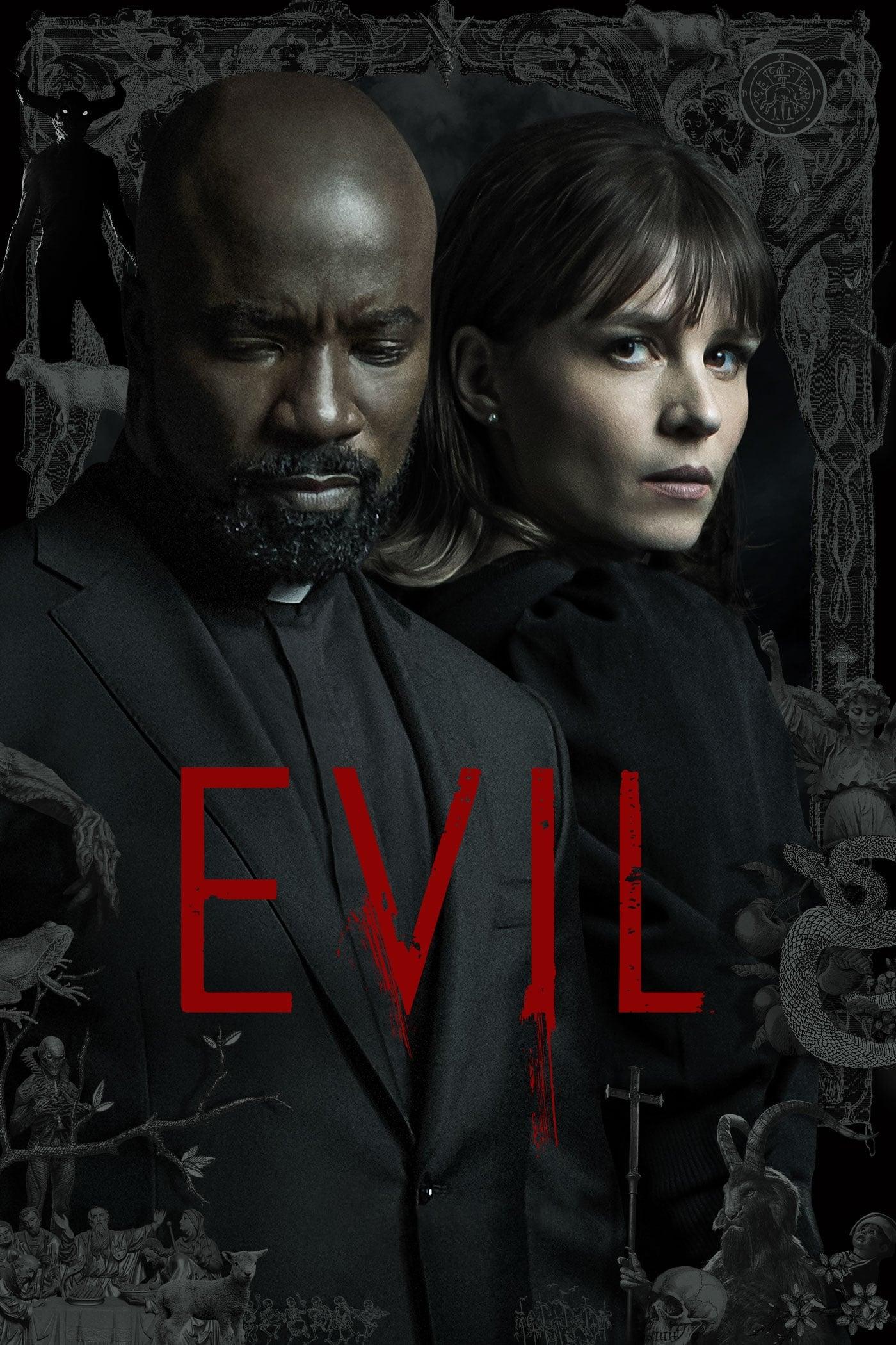 Evil: Contatos Sobrenaturais
