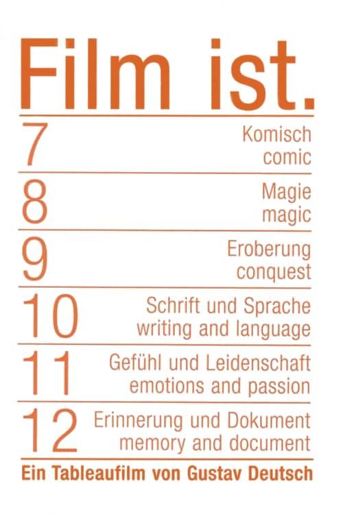 Film Is. 7-12
