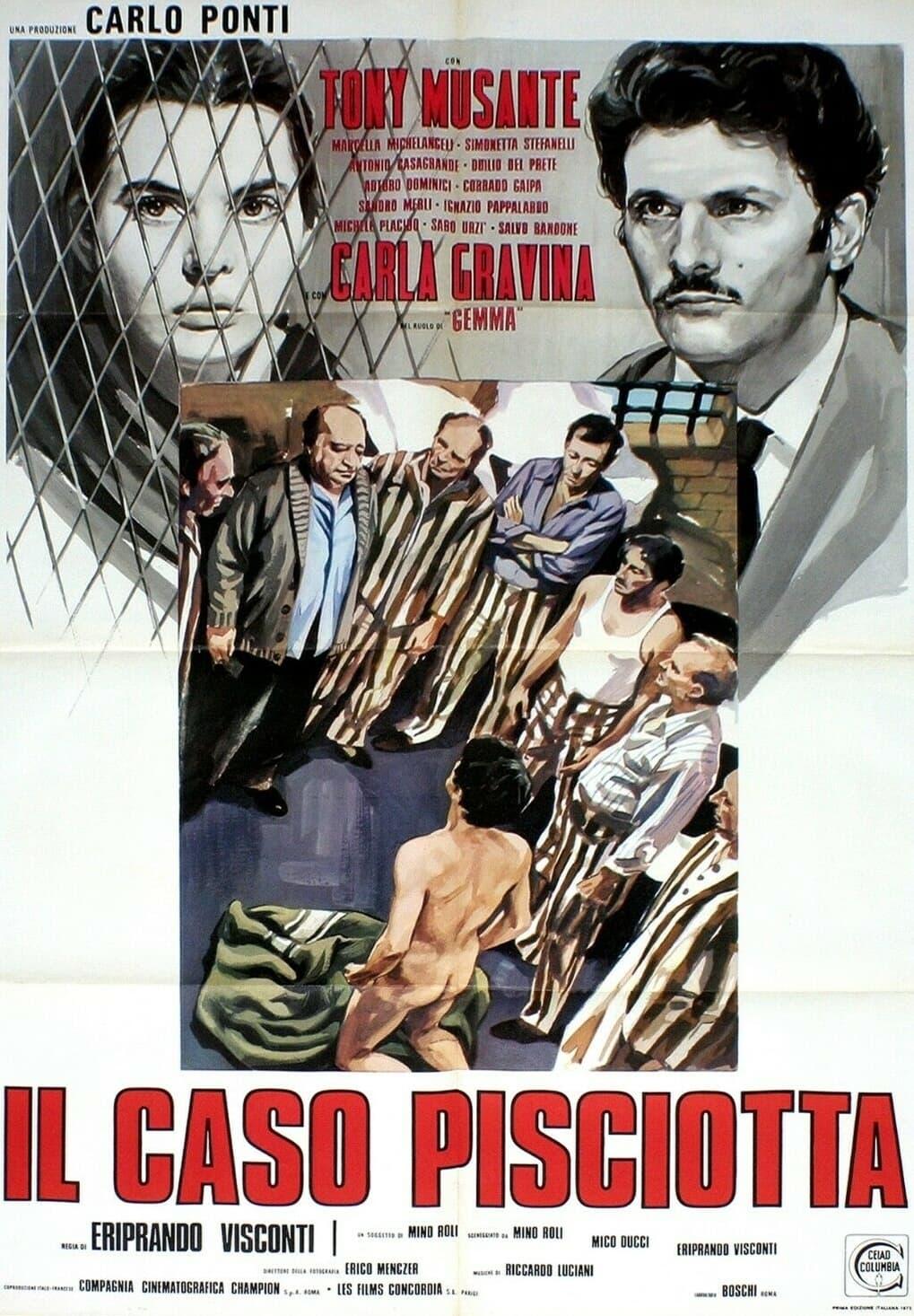 El caso Pisciotta