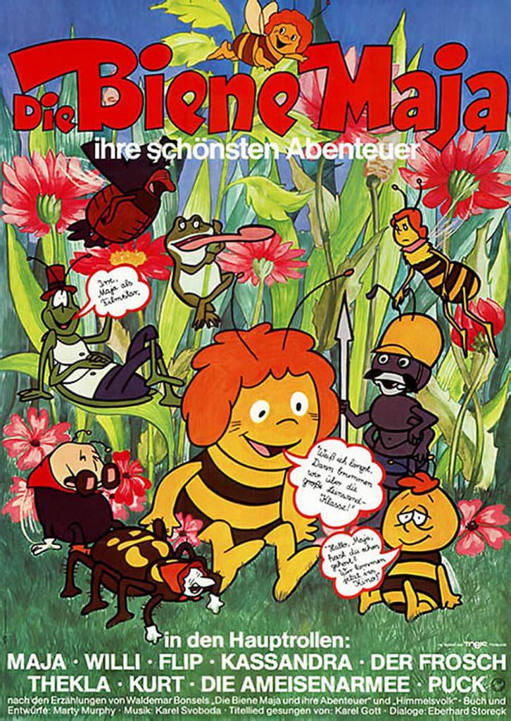 Die Biene Maja - Ihre schönsten Abenteuer