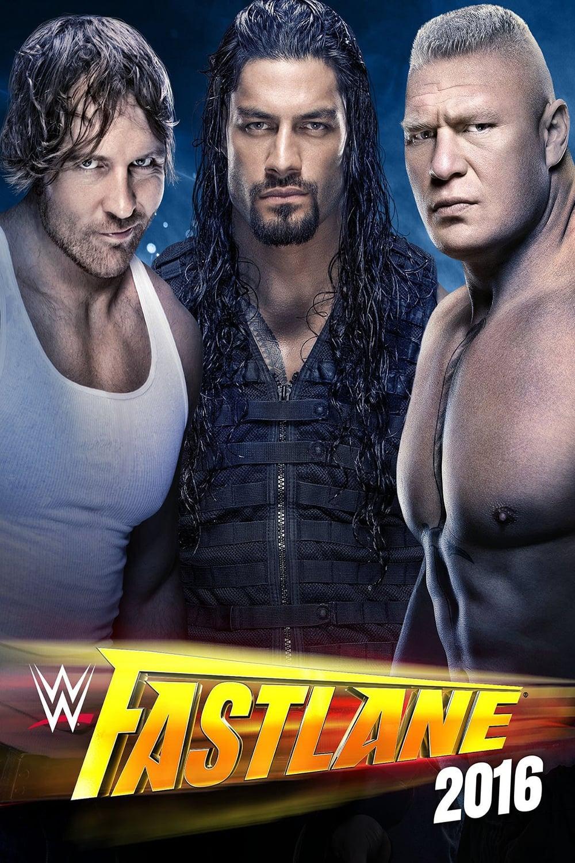 WWE Fastlane 2016