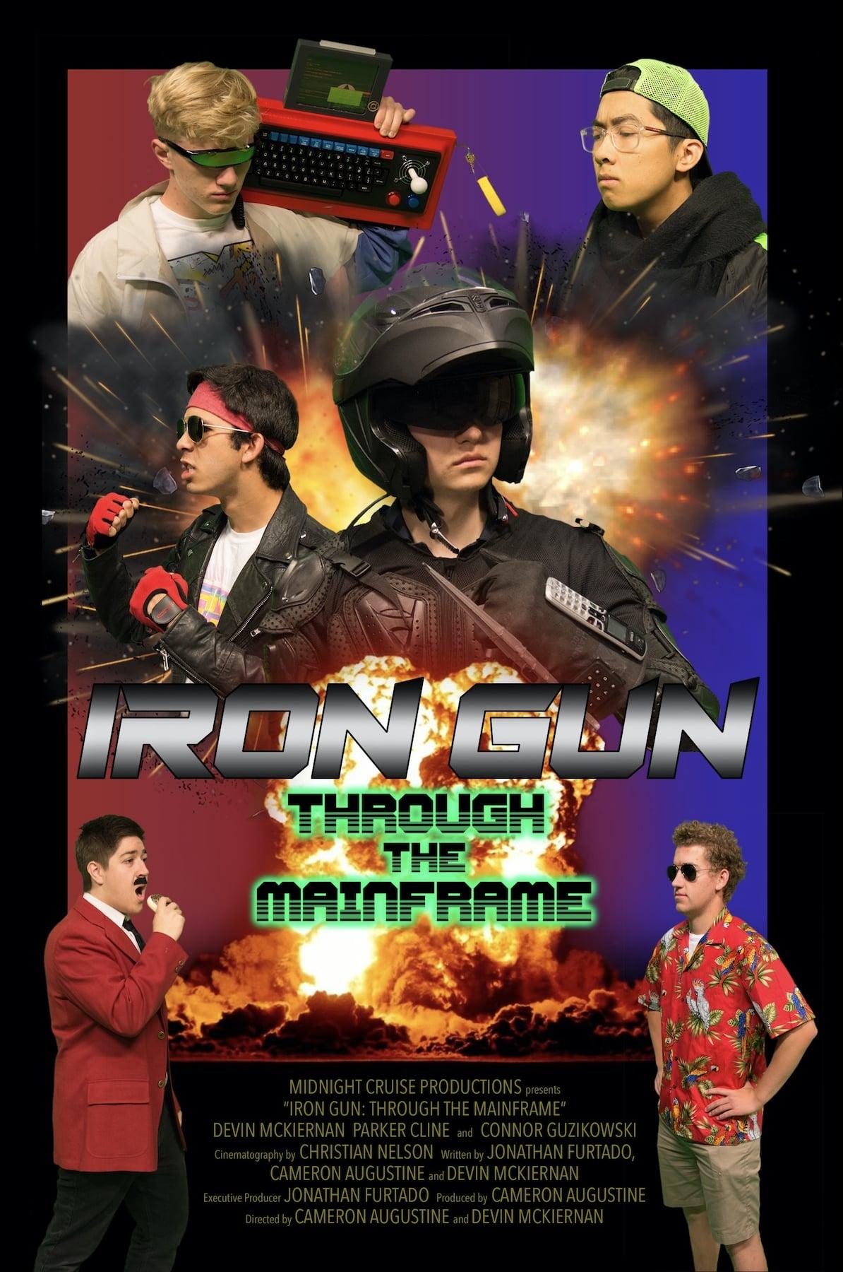 Iron Gun: Through The Mainframe