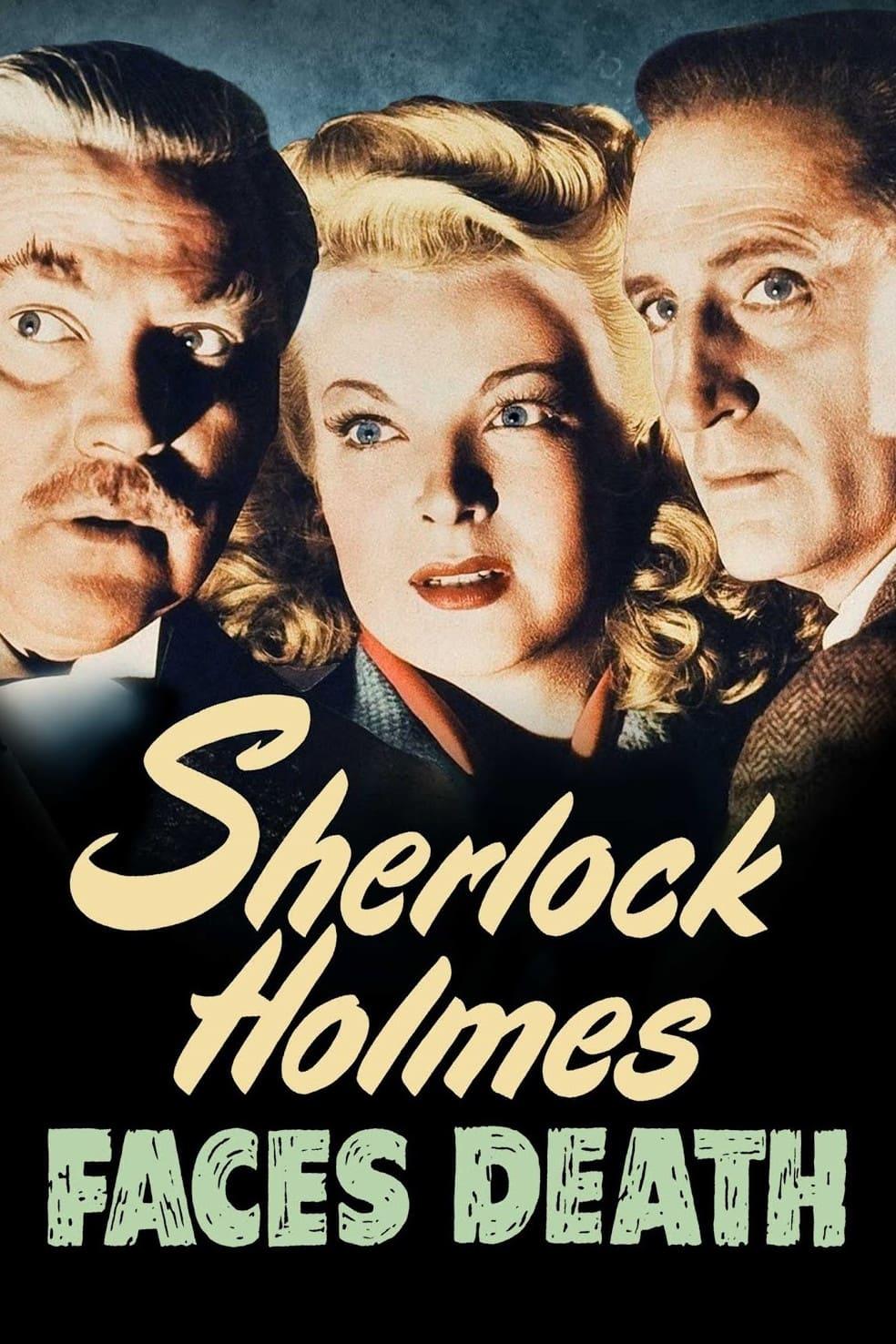 Sherlock Holmes desafía a la muerte