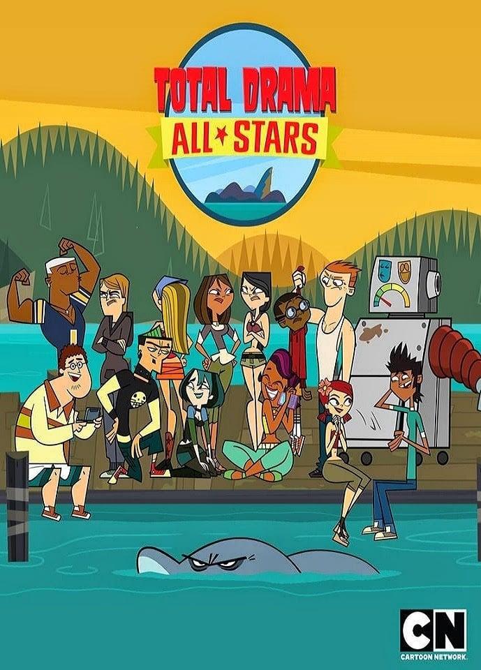 Total Drama All-Stars and Pahkitew Island