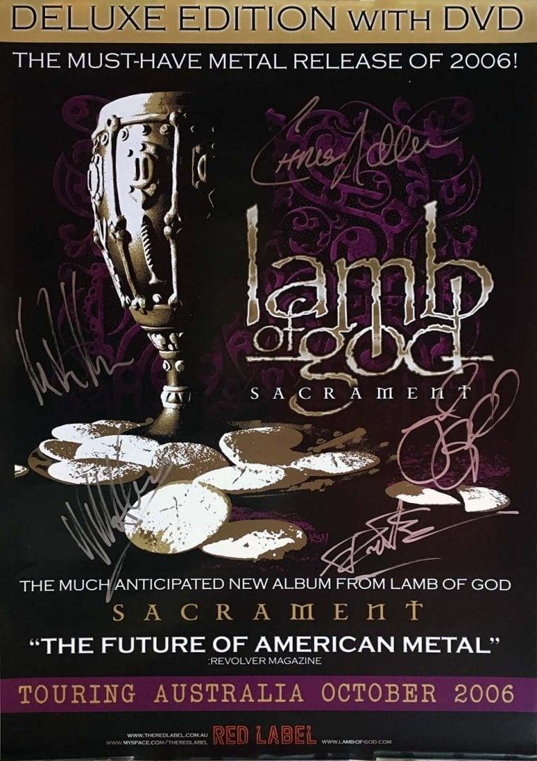 Lamb of God: The Making of Sacrament