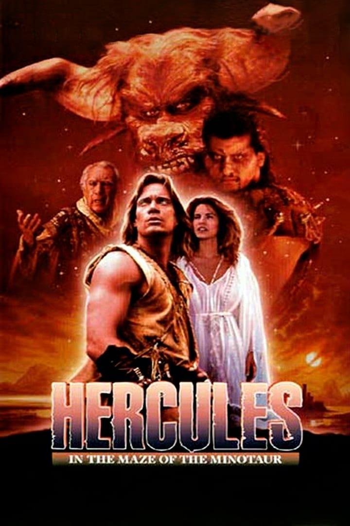 Hércules y el Laberinto del Minotauro