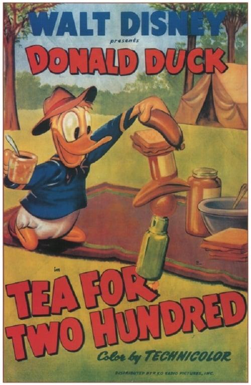 Donald et les Fourmis