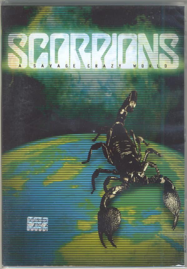 Scorpions - Savage Crazy World