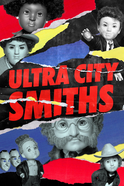 Mega City Smiths