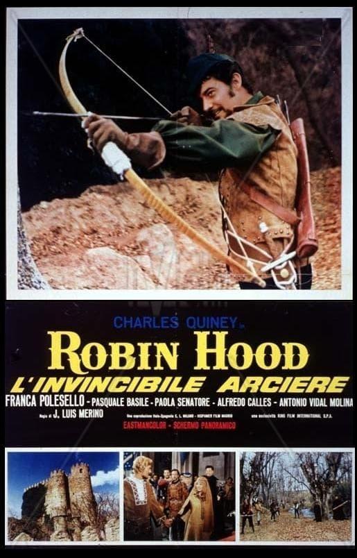 Robin Hood, l'invincibile arciere