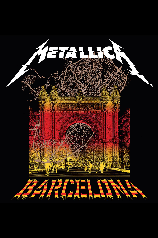 Live Metallica: Barcelona, España - 5 Mayo, 2019