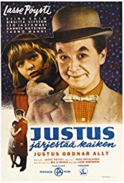 Justus Will Take Care of Everything