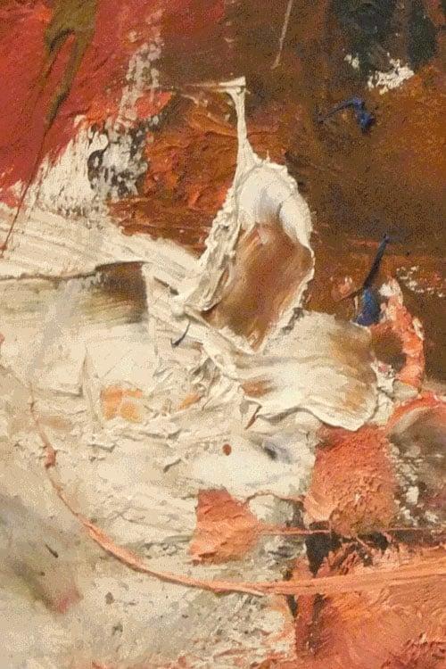 Joan Mitchell, Details