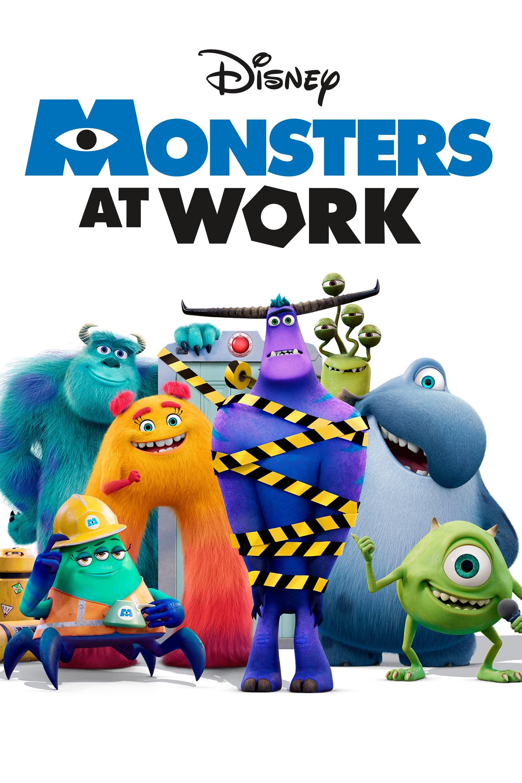 Monstros no Trabalho