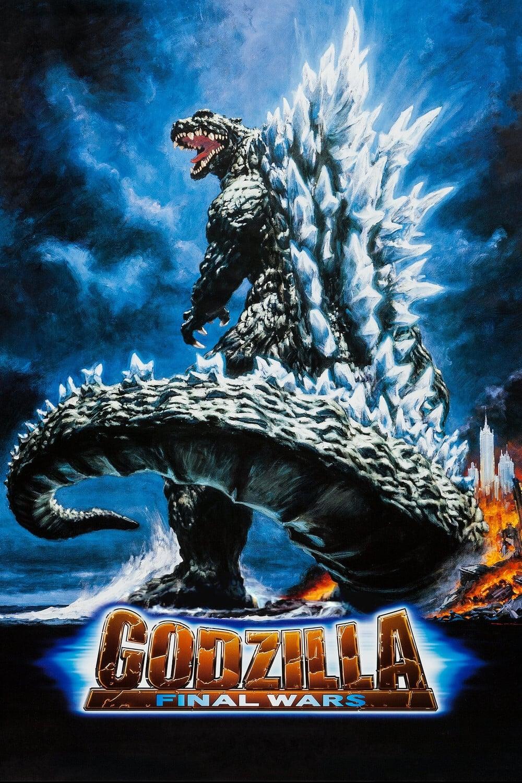Godzilla Final Wars 2004 Película Donde Ver Streaming Online Sinopsis