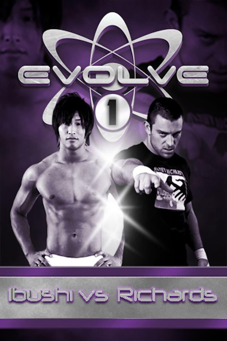 Evolve 1: Ibushi vs. Richards
