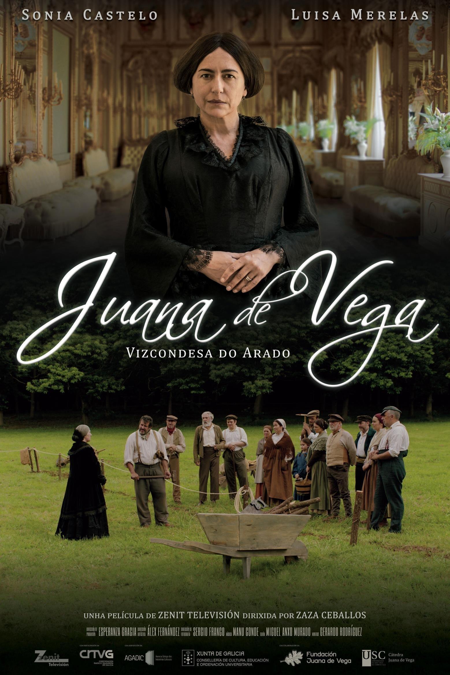 Juana de Vega. Vizcondesa do arado