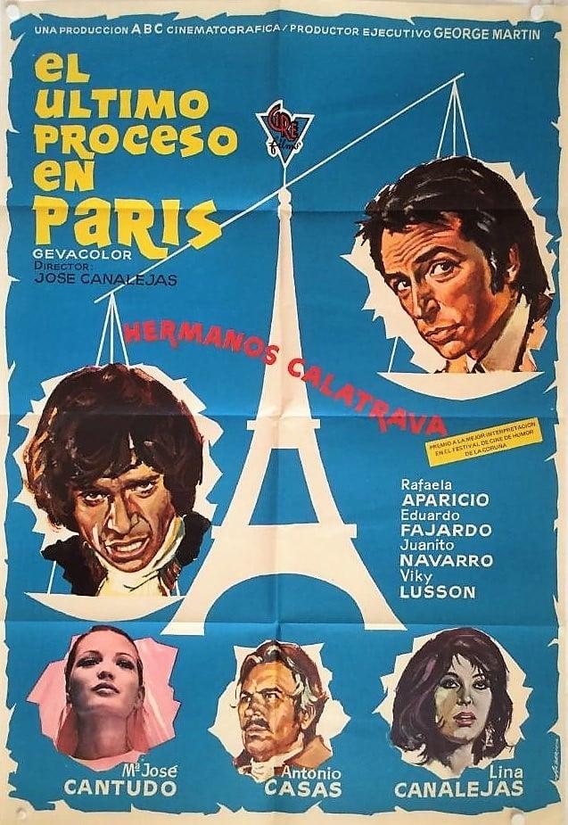 El último proceso en París