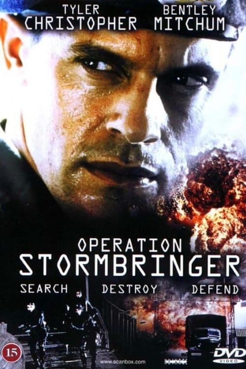 Frogmen Operation Stormbringer