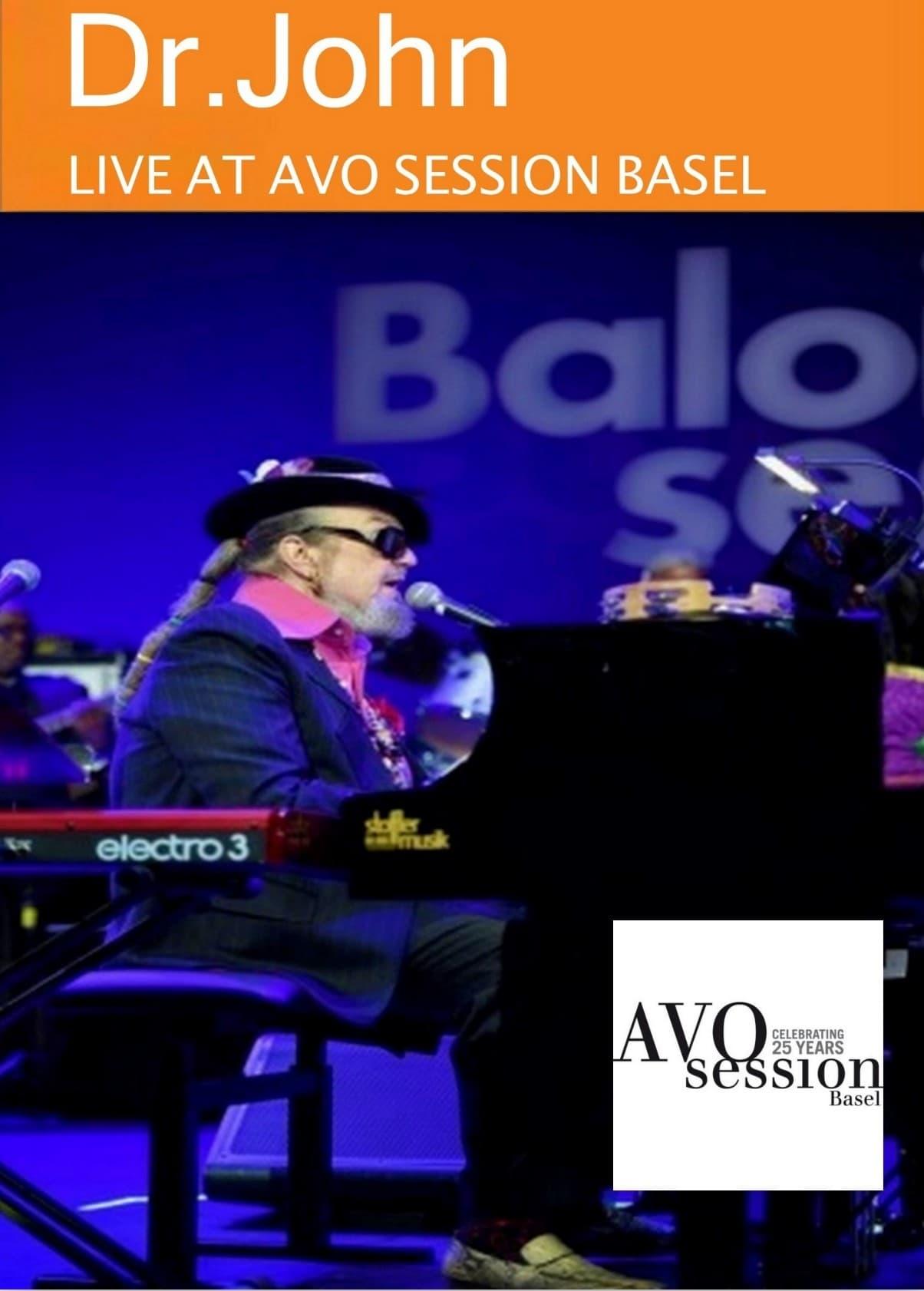 Dr John  . feat.Arturo Sandoval & Sarah Morrow -Live At Avio Session Basel