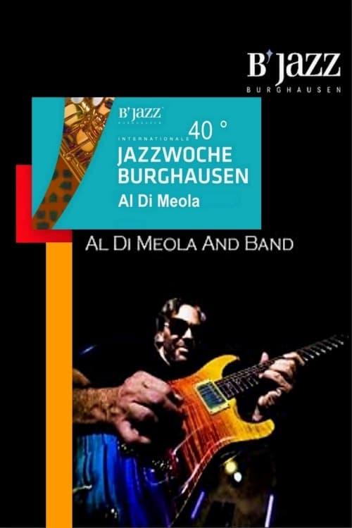 "Al Di Meola - 40.Internationale Jazzwoche""09"""