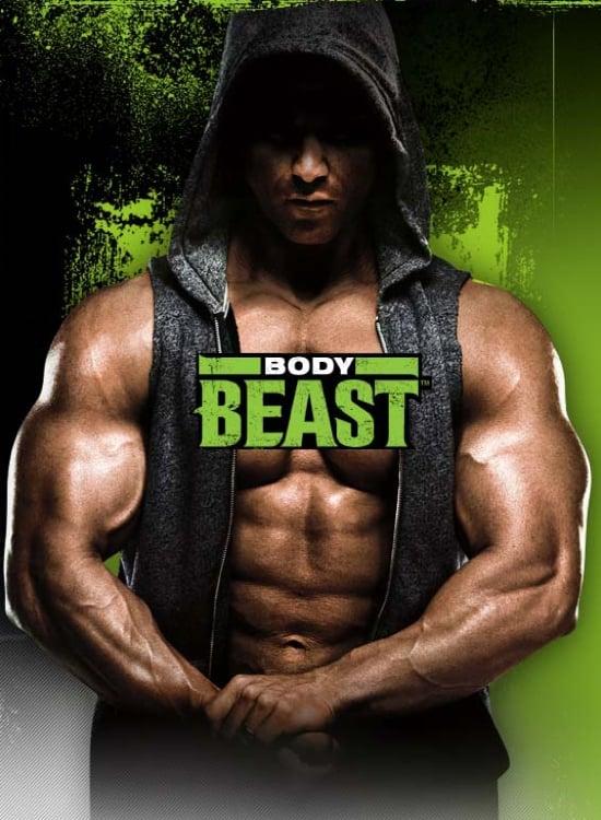 Body Beast - Build: Legs