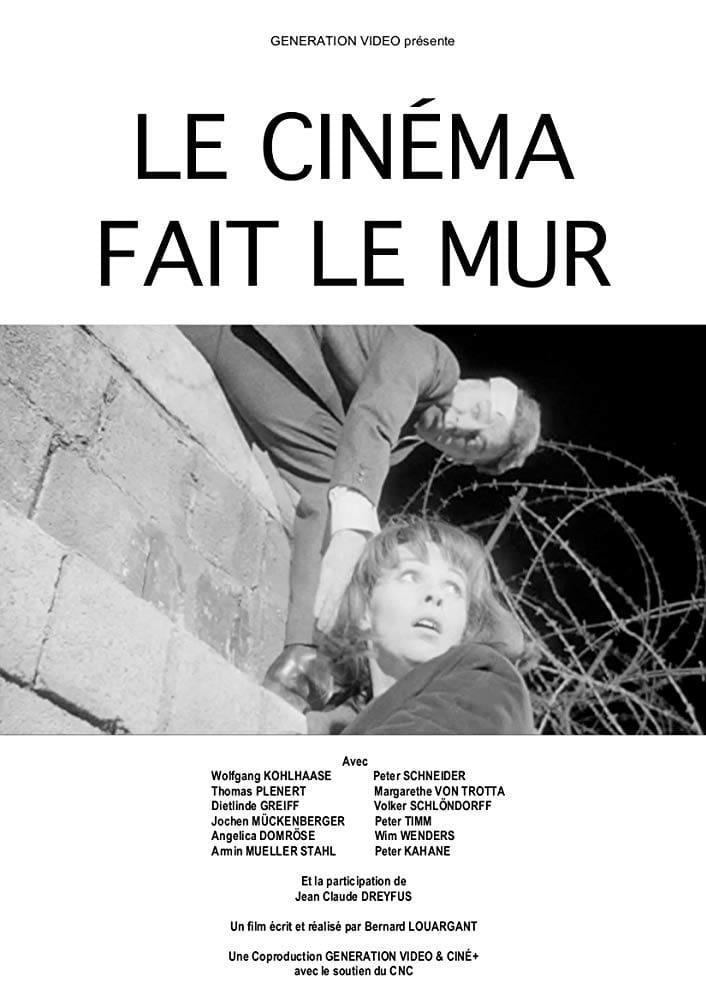 Le cinéma fait le Mur