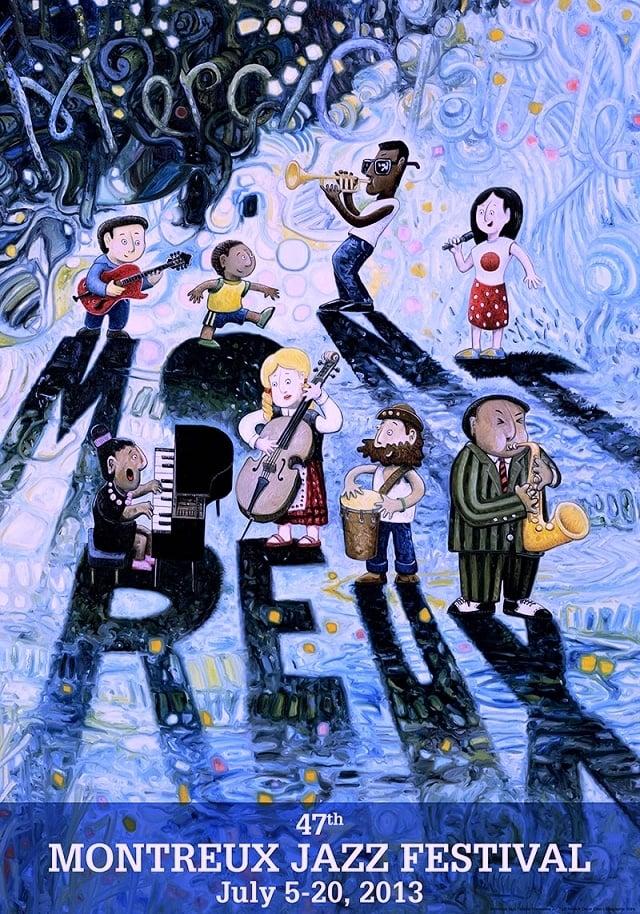 Montreux Jazz Festival 2013 - Remember Claude Nobs